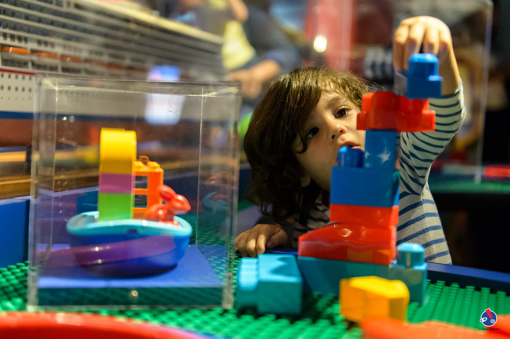 Carnival Cruise Upper Deck Exhibit opens at the Miami Children's Museum July 17, 2017