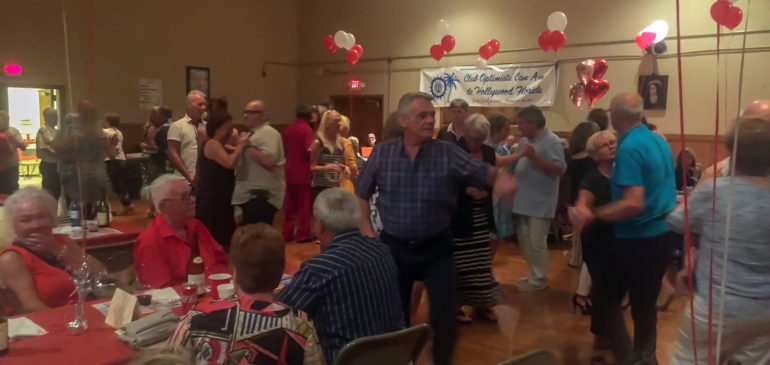Annual Canadian Can Am Diner Dance 2018